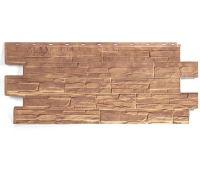 Фасадные панели (цокольный сайдинг) коллекция ЭКО 2 АЛЬПИЙСКАЯ СКАЗКА - Гималаи