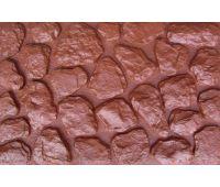 Фасадные панели Камень мелкий Кирпичный