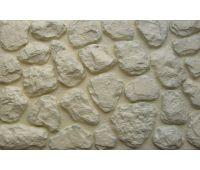 Фасадные панели Камень мелкий Жёлтый