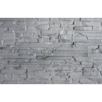 Фасадные панели Пласт плоский Белый