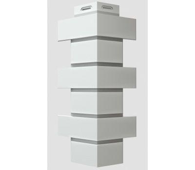 Угол наружный коллекция Flemish Белый от производителя Docke по цене 456.00 р