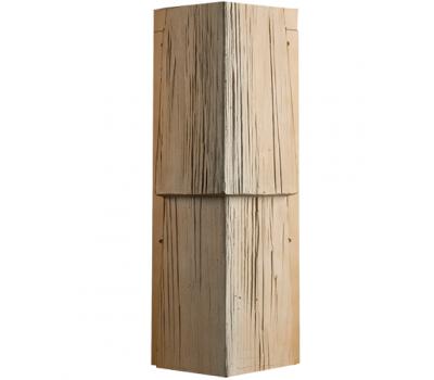 Угол коллекция Щепа дуб - Саяны от производителя Т-сайдинг по цене 350.00 р