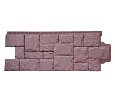 Фасадные панели Крупный камень Земля от производителя Grand Line по цене 494.00 р
