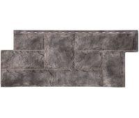 Фасадные панели (цокольный сайдинг) коллекция ЭКО-2 Гранит Марсель - Самшит