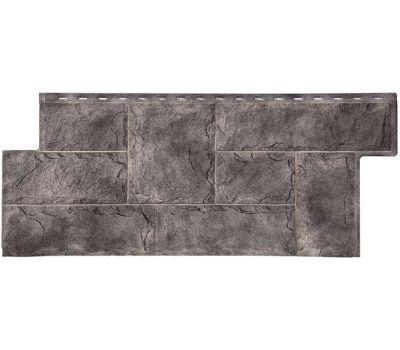 Фасадные панели (цокольный сайдинг) коллекция ЭКО-2 Гранит Марсель - Самшит от производителя Т-сайдинг по цене 534.00 р