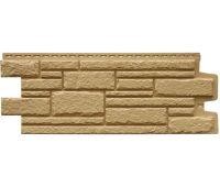 Фасадные панели Камелот Песочный