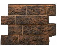 Фасадные панели (цокольный сайдинг) КОЛЛЕКЦИЯ ТУФ Иранский