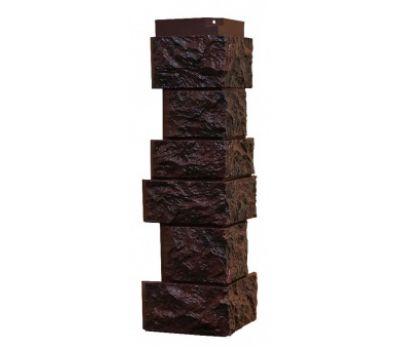 Угол наружный Сланец Шоколадный от производителя NORDSIDE по цене 415.00 р