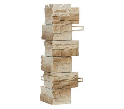 Угол для цокольного сайдинга Скалистый камень - Оттава от производителя Royal Stone по цене 804.00 р
