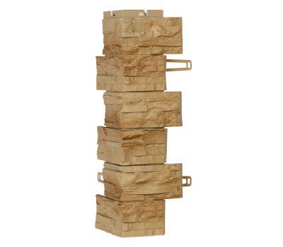 Угол для цокольного сайдинга Скалистый камень - Ричмонд от производителя Royal Stone по цене 518.64 р
