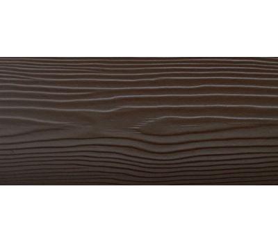 Фиброцементный сайдинг коллекция - Wood Земля - Коричневая глина С21 от производителя Cedral по цене 923.00 р