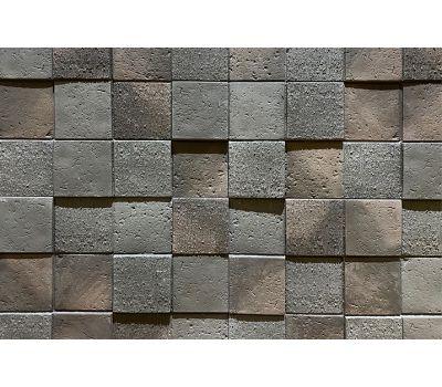 Фиброцементные панели коллекция 3D-МОЗАЙКА - 45 от производителя «КАНЬОН» по цене 1 450.00 р