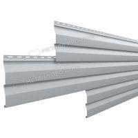 Металлический сайдинг МП СК-14х226 NormanMP (ПЭ-01-7004-0.5) Серый