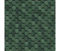Гибкая черепица Однослойная Классик, коллекция Соната – Зеленый
