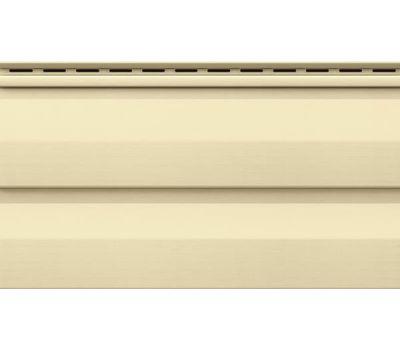 Виниловый сайдинг - Айдахо, Желтый от производителя VOX по цене 113.00 р