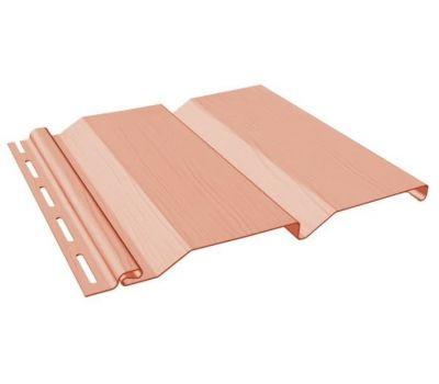 Виниловый сайдинг - Standart, Фламинго от производителя Fineber по цене 154.88 р