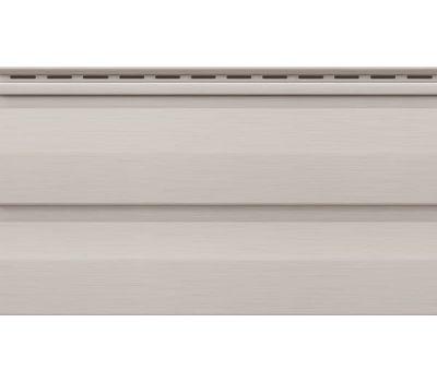 Виниловый сайдинг - Корабельный брус, Светло-Серый от производителя VOX по цене 168.00 р