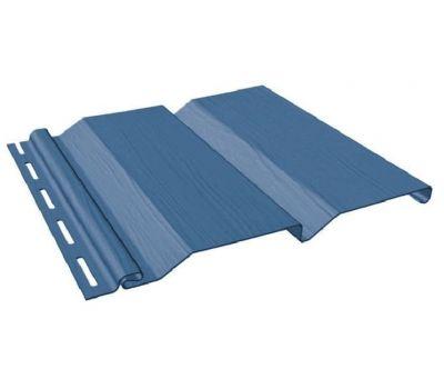 Виниловый сайдинг - Standart Extra Color, Синий от производителя Fineber по цене 221.77 р