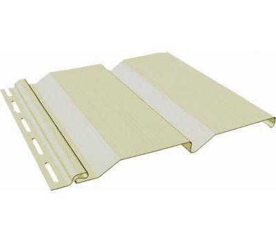 Виниловый сайдинг - Standart, Слоновая кость от производителя Fineber по цене 154.88 р