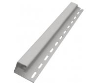 J-профиль 3050 мм Атласный серый