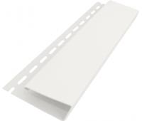 Наличник J-профиль 3050 мм,Белый