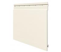 Виниловый сайдинг панель одинарная Kerrafront Trend - Soft Ivory