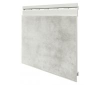 Виниловый сайдинг панель одинарная Kerrafront Trend - Stone Pearl Grey
