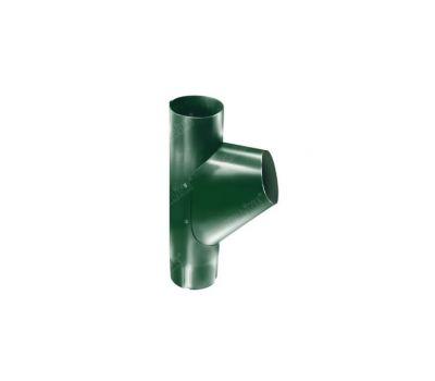 Тройник трубы Зеленый (RAL 6005) от производителя МеталлПрофиль по цене 1 500.00 р