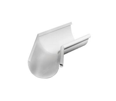 Угловой элемент 135° Внешний Белый (RAL 9003) от производителя Grand Line по цене 1 883.00 р