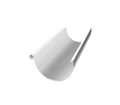 Водосточный желоб 3м Белый (RAL 9003) от производителя МеталлПрофиль по цене 1 197.00 р