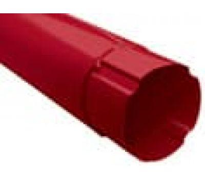 Труба соединительная Вишневый (RAL 3005) от производителя Grand Line по цене 638.00 р
